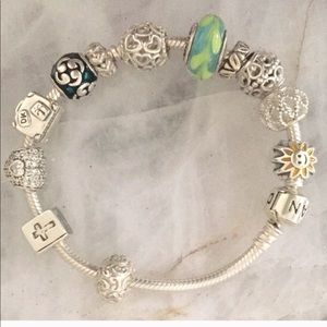 Pandora Suitcase CHARM ONLY